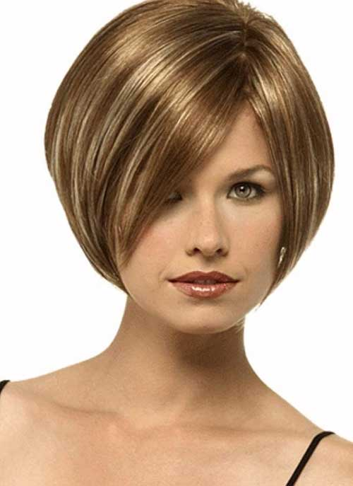 Chinese Casual Bob Hairstyles