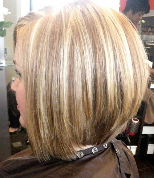 Classical Graduated Bob Hairstyles