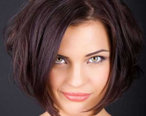 Classy Graduated Bob Hair Pictures