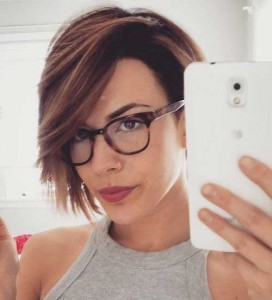 Cool Edgy Bob Hairstyles