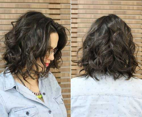 Curly Bob 2014-2015