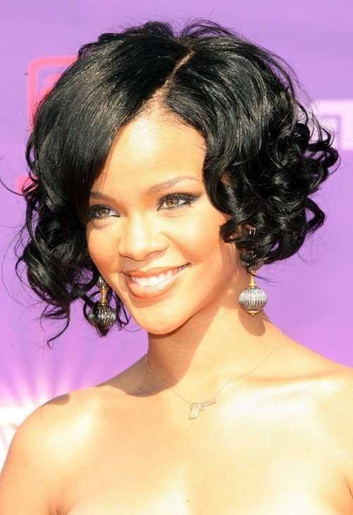 10 Layered Bob Hairstyles for Black Women | Bob Hairstyles ...