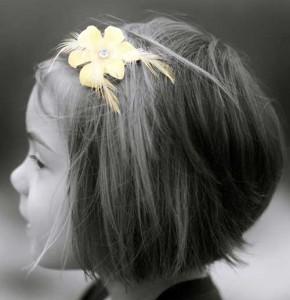 Cute Bob Hair for Little Girls