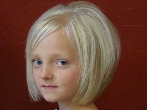 Cute Bob Cuts for Little Girls