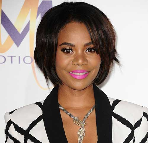 Fine Bob Haircuts for Black Women