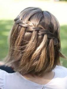 Girls Braided Bob Hairstyles