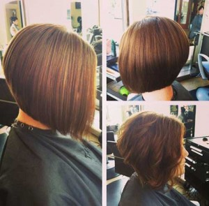 Graduated Bob Back View Pictures
