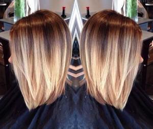 Ombre Hair Color Ideas for A Bob