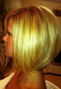 Images Of Blonde Bob Haircuts