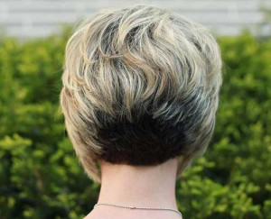 Inverted Bob for Very Thick Hairstyles
