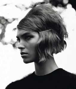 Inverted Short Bob Hairstyles Images
