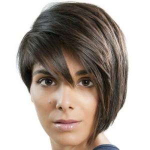 Layered Half Bob Hairstyles