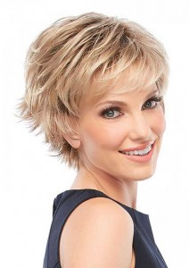 Layered Pixie Bob Cut 2014-2015
