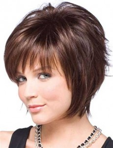 Layered Pixie Bob Haircuts for Round Face