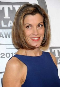 Line Bob Hairstyles for Women Over 60