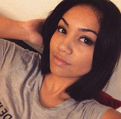 Long Bob Hairstyles Black Women