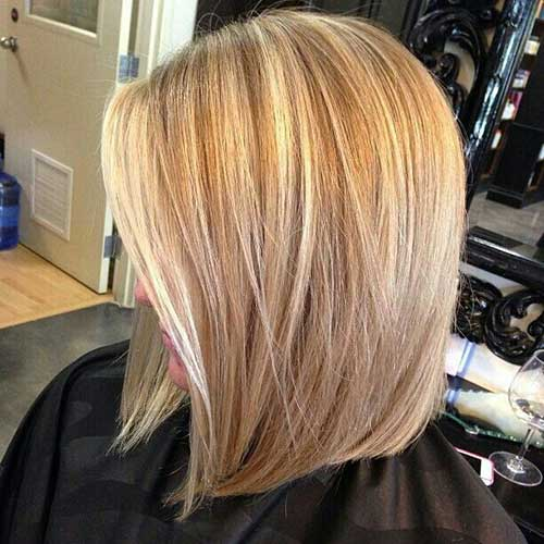 Long Bob Wedding Hair Styles