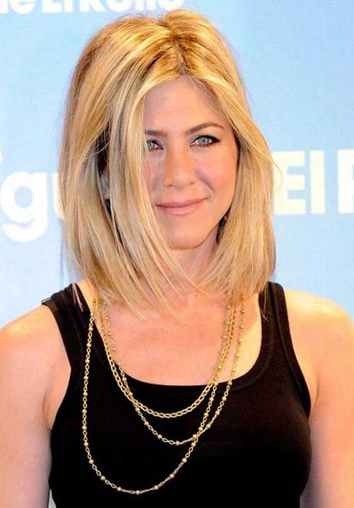 Medium Blonde Bob Haircuts 2014