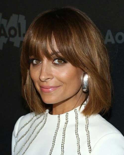 Medium Brown Bob 2014-2015