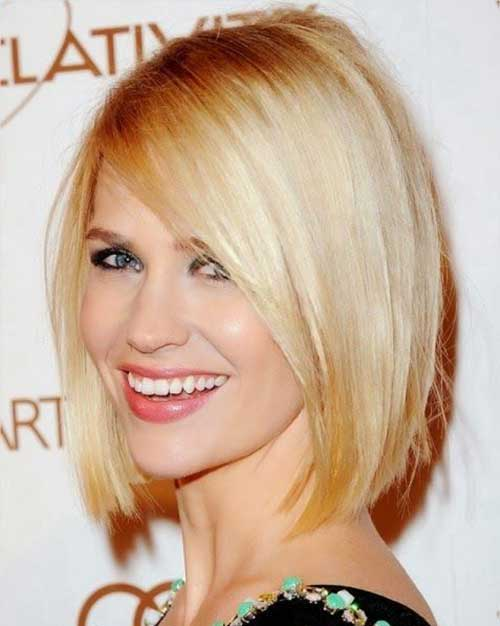 Medium Fine Hair Bob Hairstyles