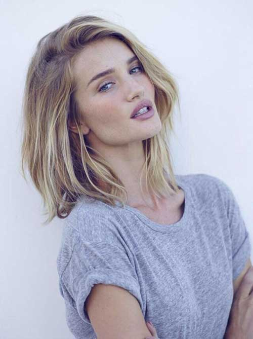 Modern Mid Length Bob Hairstyle Ideas