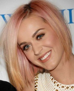Pink Bob Hairstyle Ideas for Oval Face
