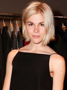 Platinum Blonde Bob Hairstyles