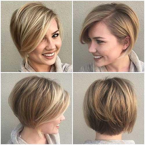 Short Bob Haircuts 2016
