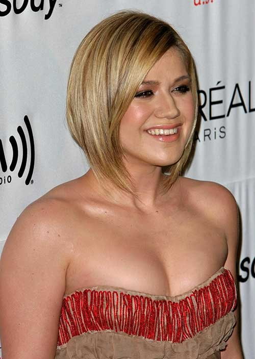 Straight Inverted Bob Haircuts for Thick Hair Ideas