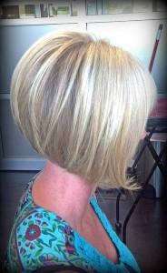 Trendy Graduated Bob Hair