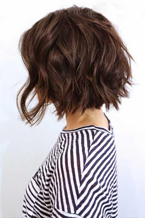 15 Short Choppy Bob Hairstyles Bob Hairstyles 2018