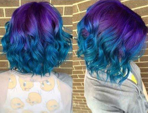 Ombre Bob Hairstyles-11