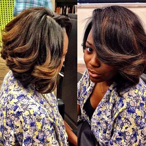 Black Girl Bob Haircuts-12