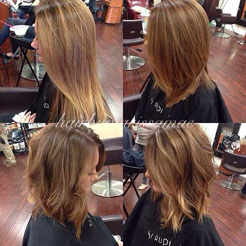 Brown Bob Hairstyles-10