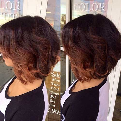 Brown Bob Hairstyles-12