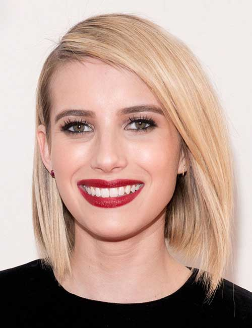 Long Bob for Round Face-20