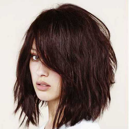 Bob Hairstyle with Bangs-28