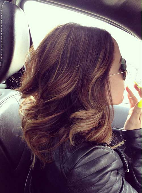 Brown Bob Hairstyles-7