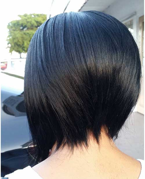 Short Stacked Bob Cuts-9