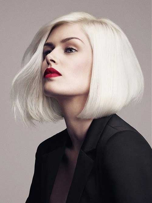 Best Angular Bob Hairstyle