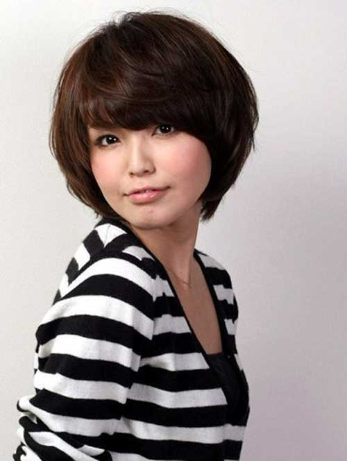 Asian Casual Bob Haircut