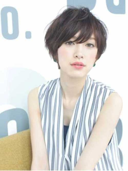 Asian Layered Bob Hairstyles