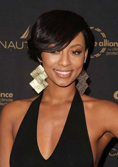 Best Black Women Short Bob Hairstyles
