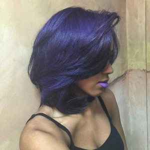 Black Women with Layered Bob Hairstyles