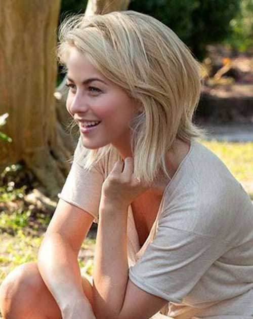 Best Blonde Bobs Hairstyles Pictures