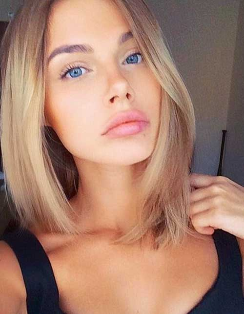 Best Blonde Ombre Bob