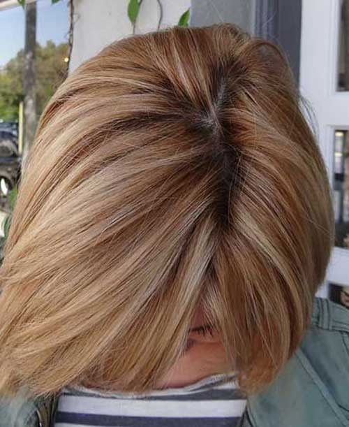 Bob Hairstyles Colors Pictures