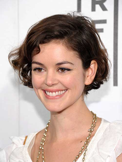 Brown Bob Hairstyles