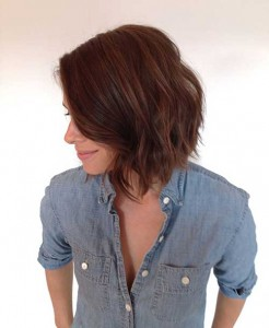 Best Brown Bob Hairstyles 2015