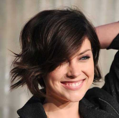 Brown Pixie Bob Hairstyles 2015